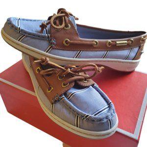 NEW COACH Richelle boat shoes